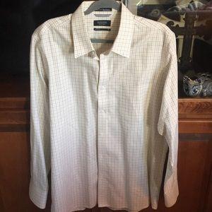 Nordstrom Men's Dress Shirt XL